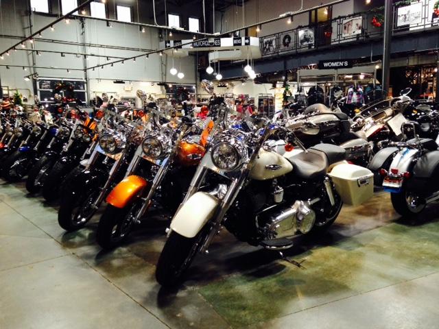 Killer Creek Harley Davidson, Roswell, Georgia