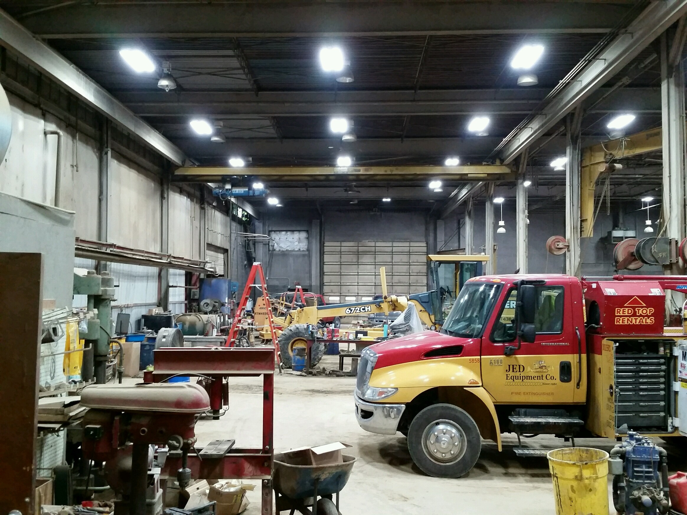 Red Top Rental/JED Equipment