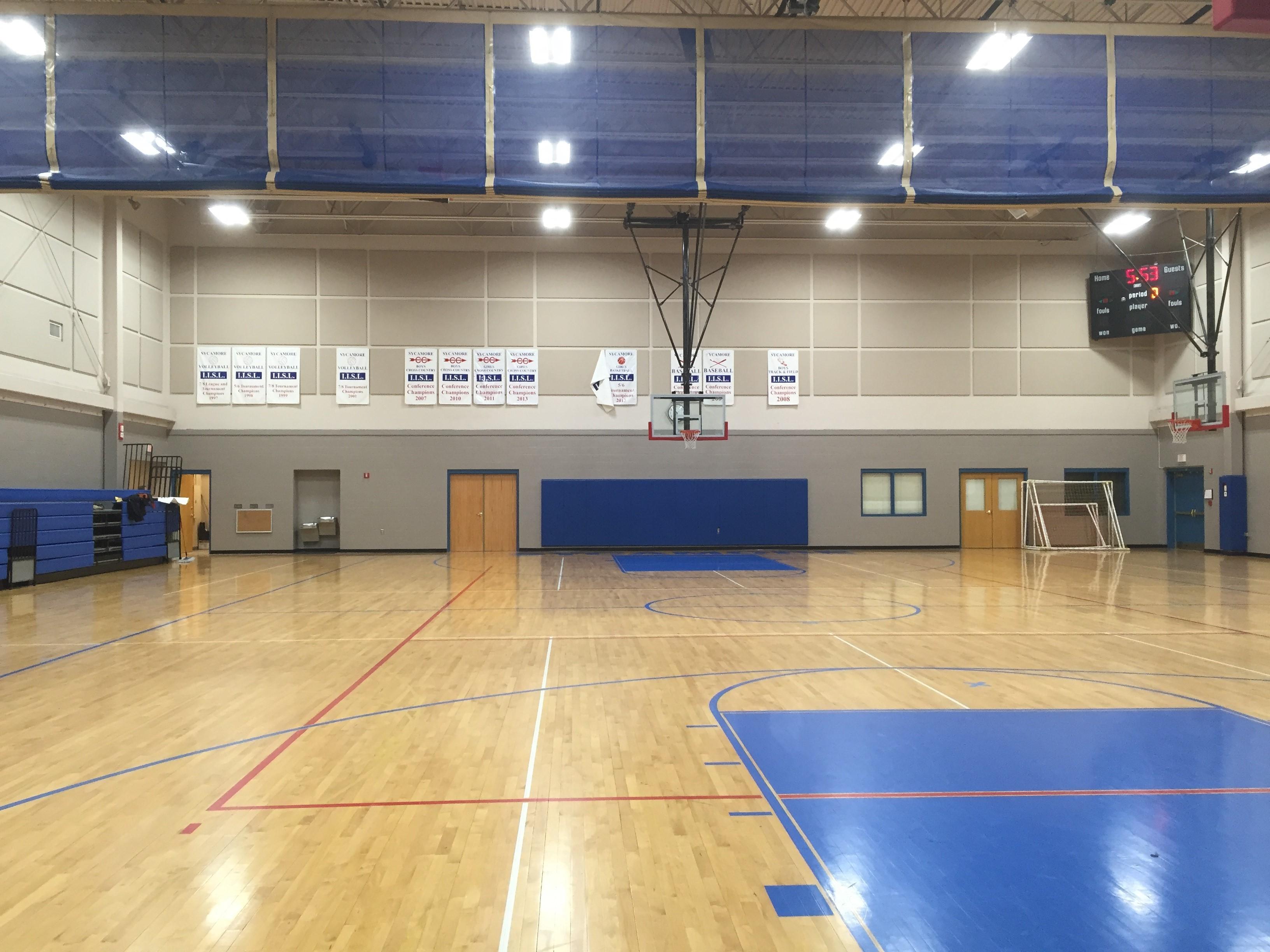 Sycamore Schools Gymnasium, Indianapolis, IN